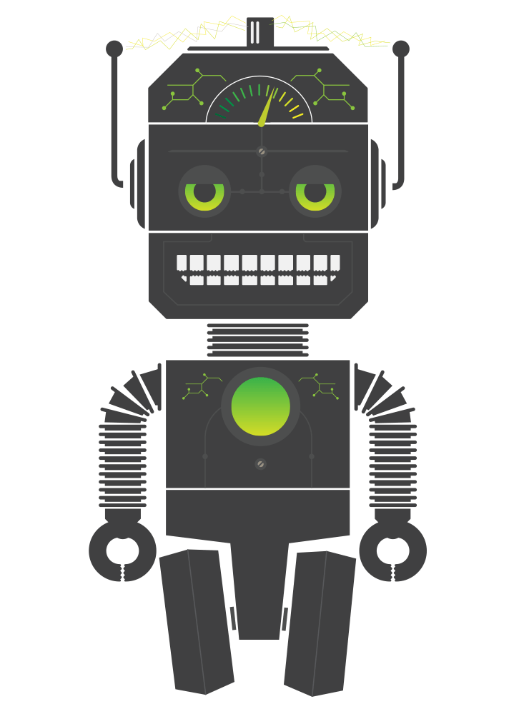 Don't Panic Labs robot