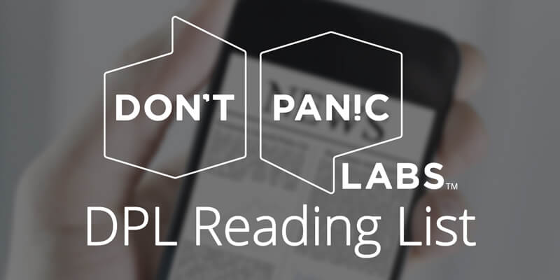 DPL Reading List – October 19, 2018