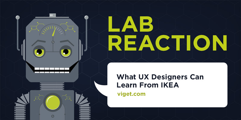 Lab Reaction: What UX Designers Can Learn From IKEA