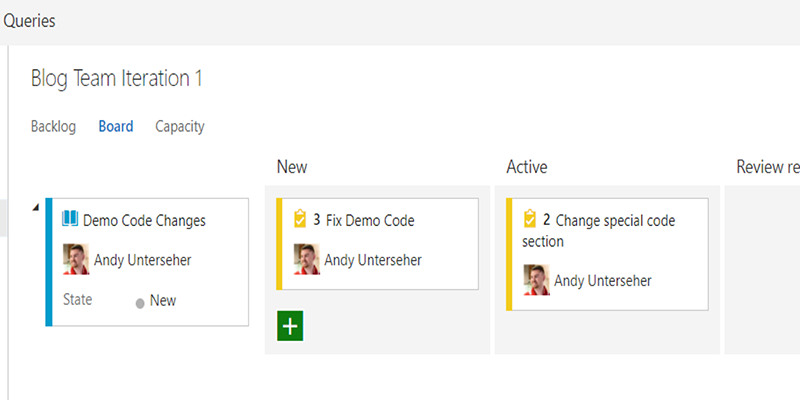 Customizing Your VSTS Task Board