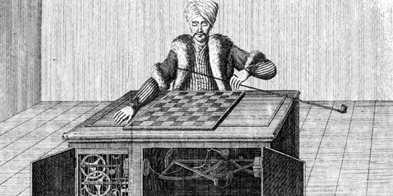 The Mechanical Turk (The Love Test for Entrepreneurs)