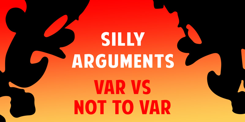 Silly Arguments: Var vs Not to Var