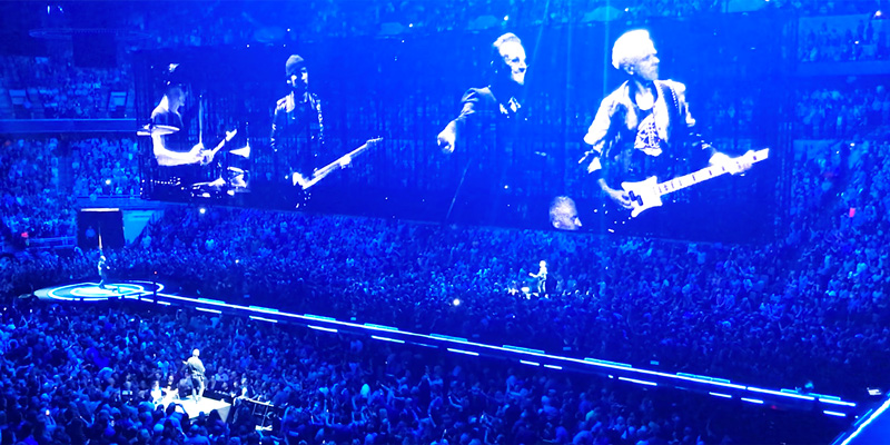 Augmented Reality May Not Be Useful, But U2 Is Changing Concert Experiences With It