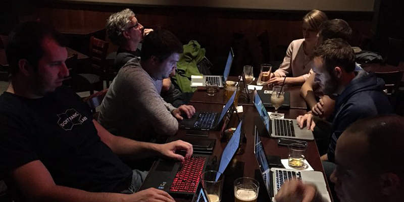 Beer && Code: One of Our Favorite Local Meetups