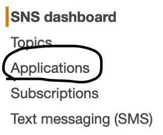 iOS Push Notifications - AWS SNS