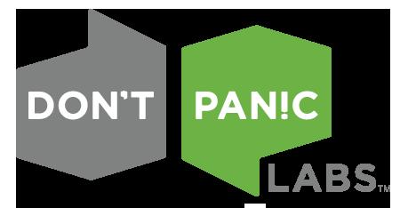 Don't Panic Labs towel