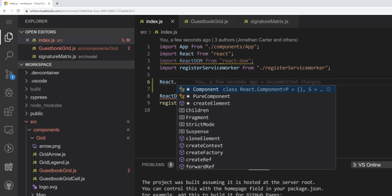 Visual Studio Online: A Preview