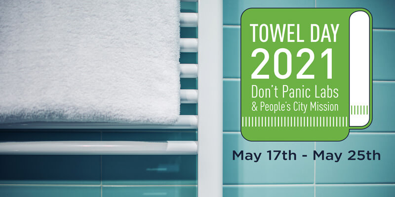 Towel Day 2021